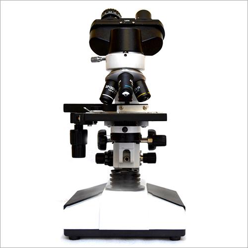 Laboratory Binocular Microscope