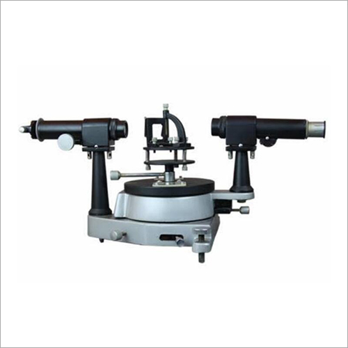 Laboratory Spectometer Microscope