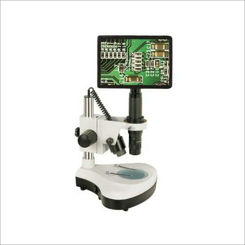 Stereo Microscope with Display