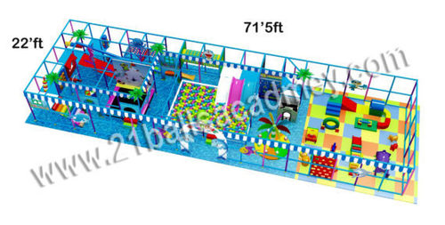 Soft Play Ocean Themes 71.5X22ft