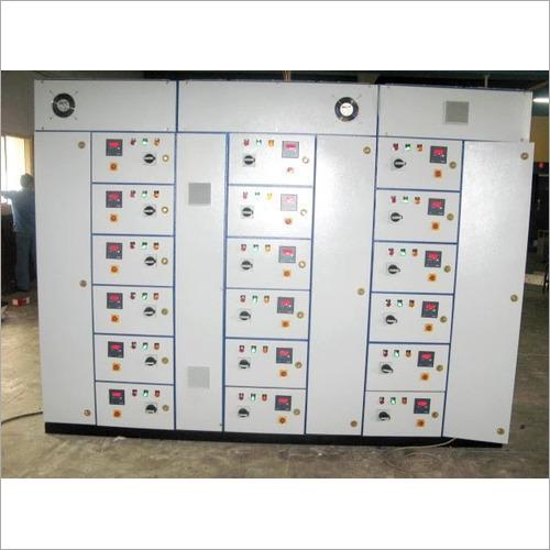 Motor Control Panel Center