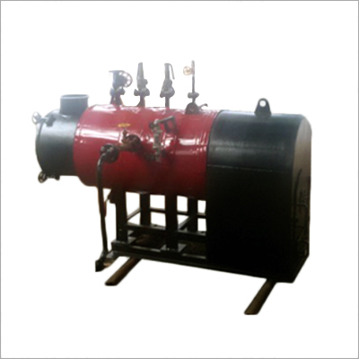 Coal Fired Three Pass Small Steam Boiler