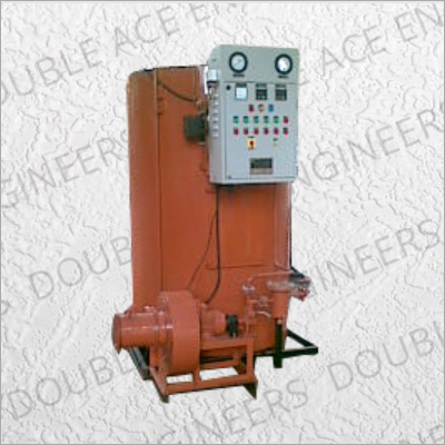 Electric Thermic Fluid Heater