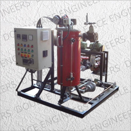 Non IBR Electrode Steam Boilers