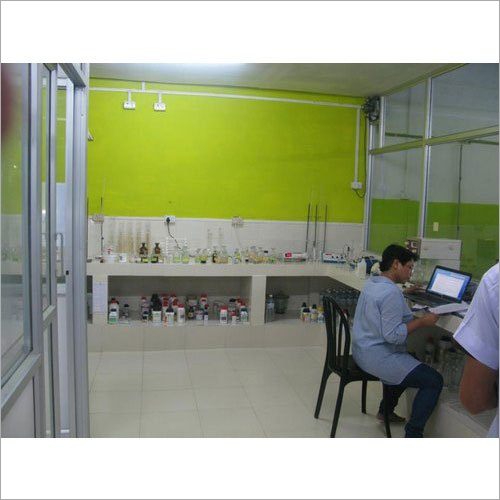 Chemical And Microbiological Lab