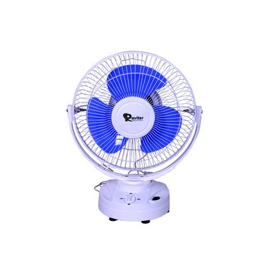 Moving Oscillating Table Fan