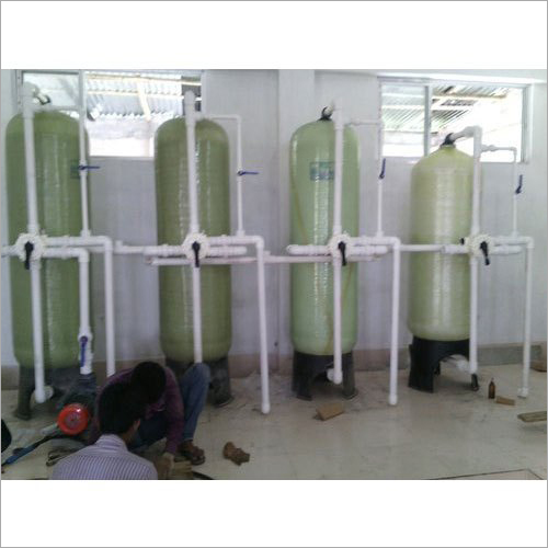 Iron Treatment Plant