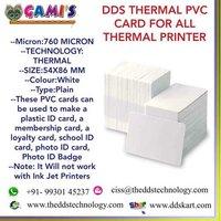 Pvc card manufacturer