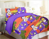 100% Pure Cotton Bed Sheet