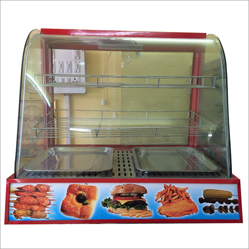 Snacks Warmer Display Counter