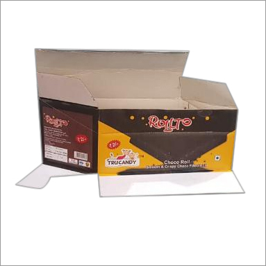 Die Cutting Corrugated Boxes