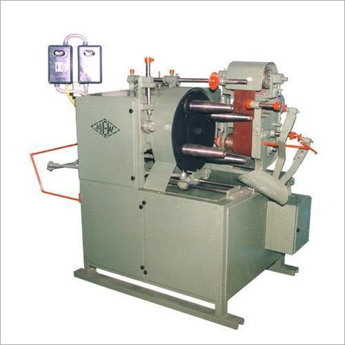 Paper Cone Velveting Machine