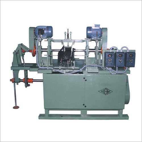 Apr Type Paper Tube Nosing Machine