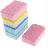Cleaning Sponge Scrub Pad