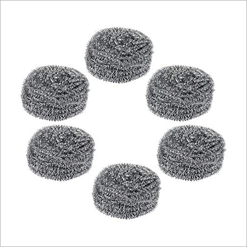 Steel Cleaning Scrubber