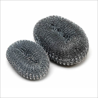 Galvanized Steel Scrubber