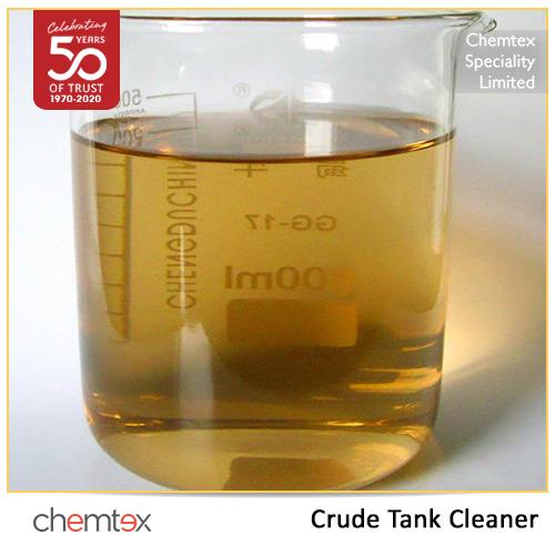 Crude Tank Cleaner