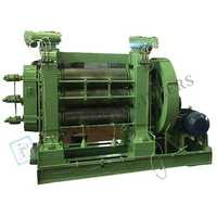 Three Roll Rubber Calendar Machine