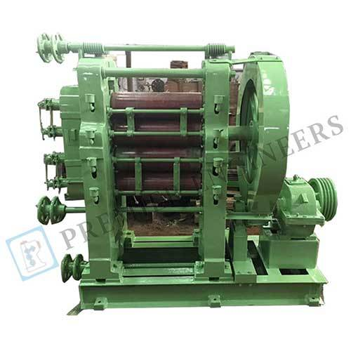 Four Roll Rubber Calendar Machine