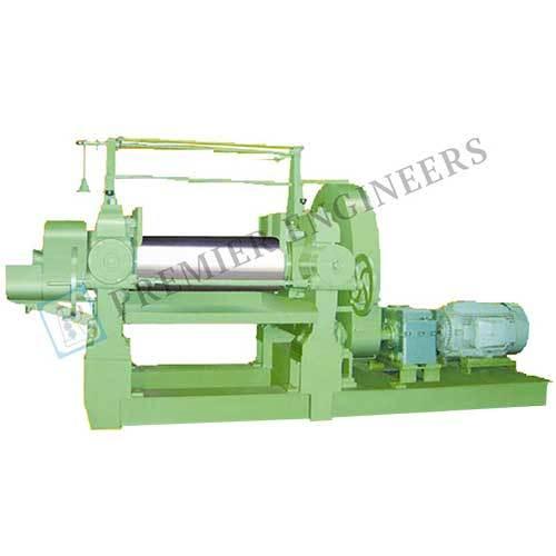 Pre-Refiner Rubber Machine