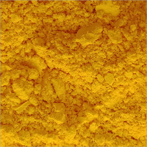 Yellow Pigment Color