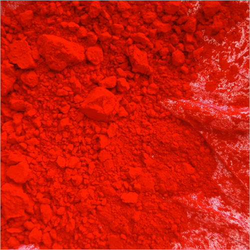 Red Pigment Color