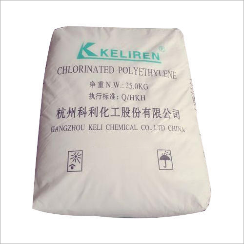 Chlorinated Polyethylene Powder