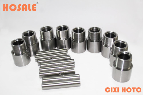 CNC Machinery sleeve/shaft for Textile machine
