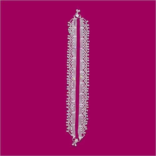 3 Chain 107 Rajkoti Anklet