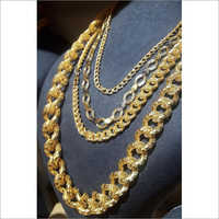 Italian Gold Chain For Men