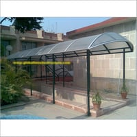 Poly Carbonate Roof
