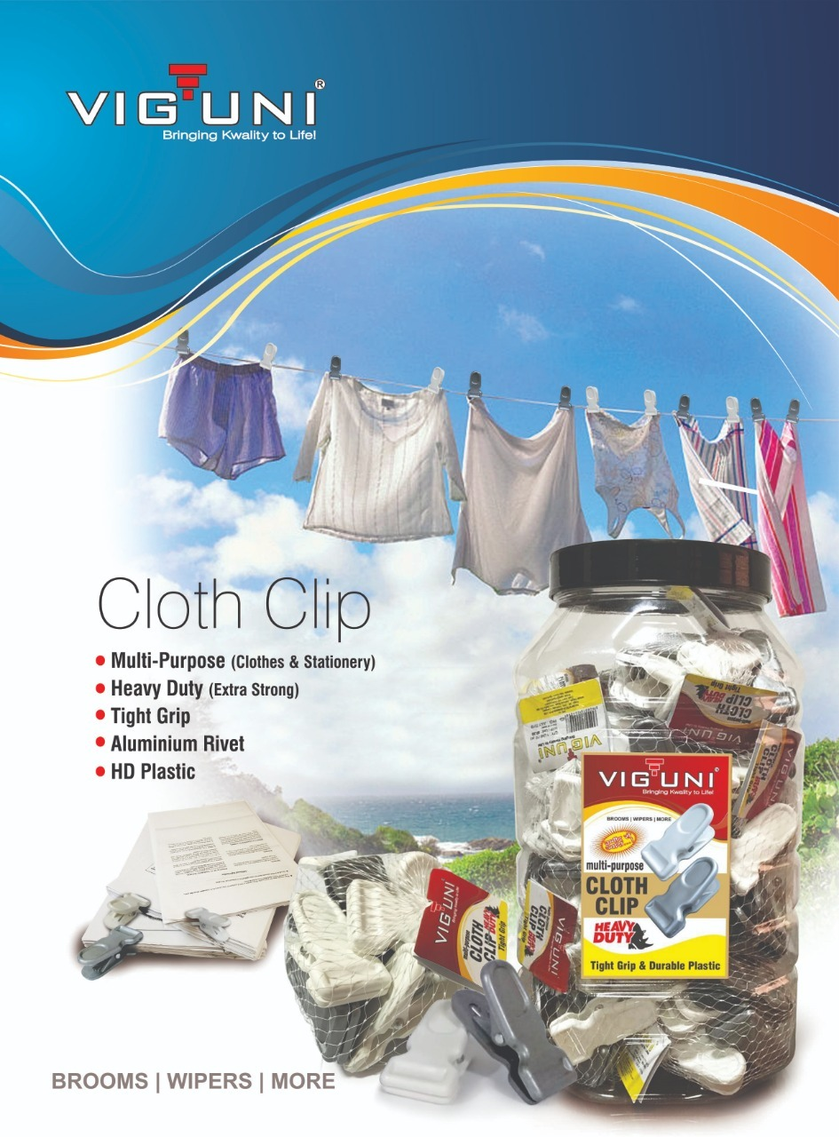 Cloth Clip (Multi Purpose)