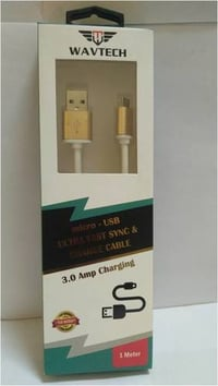 Micro USB Ultra Fast & Sync Charge Cable
