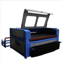 Fabric Auto Feeding Laser Cutting Machine DA1610F