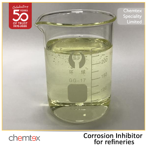 Corrosion Inhibitor For Refineries