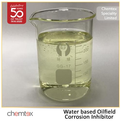 Water Based Oilfield Corrosion Inhibitor