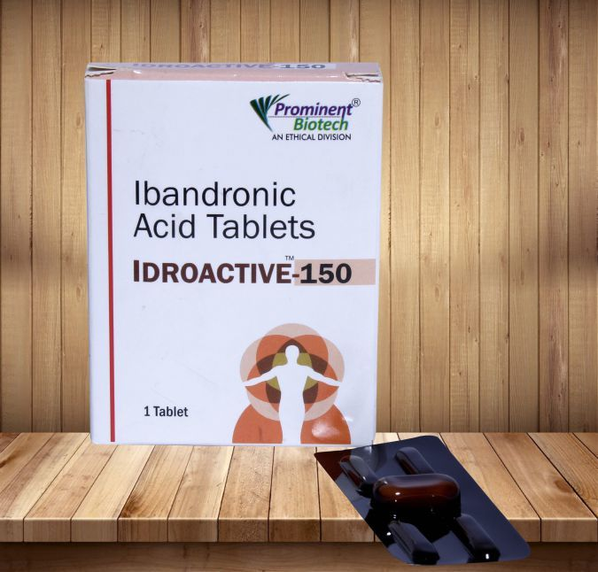 Ibandronic acid 150 mg