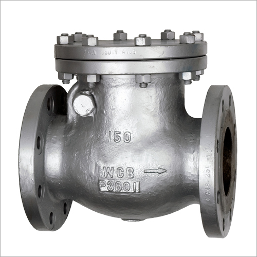 Flange End Swing Check Valve