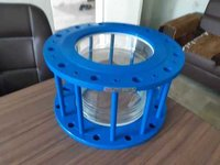 Flange End Full View Sight Glass