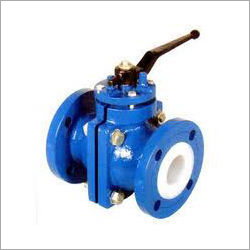 PTFE Lined Reducing Ball Valve