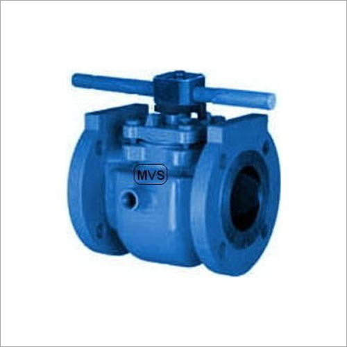 PTFE Lined Jacketed Plug Valve