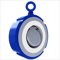 PTFE Lined Swing Check Valve