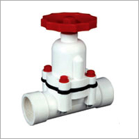 PVDF Thread End Diaphragm Valve