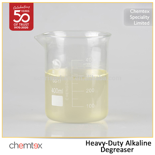Heavy-Duty Alkaline Degreaser
