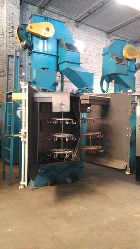 Hanger Type Airless Shot Blasting Machine ASH-2
