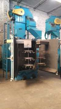 Hanger Type Shot Blasting Machine ASH-6