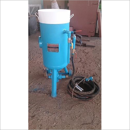 Portable Sand Blasting Machine P7-601R