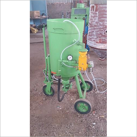 Portable Sand Blasting Machine P7-501R