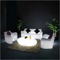 LED Table Sofa