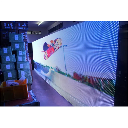 LED Indoor Display Screen